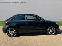 2015 Audi A1 1.4 Tfsi S Line 3Dr Hatchback Petrol Manual