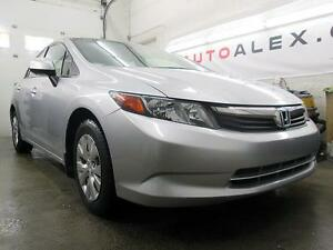 2012 Honda Civic LX AUTOMATIQUE A/C CRUISE 28$/SEM