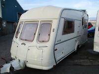Van Royce 450 2 berth Classic touring caravan