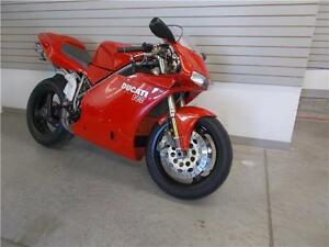 DUCATI 998 2002 EXTRA WHEEL SET