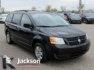 2010 Dodge Grand Caravan SE- Stow 'n Go! 2nd Row Buckets!