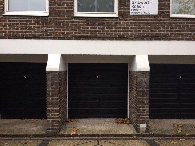 Garage & off street parking space