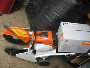 Stihl TS 700 Quickcut - Mint w/new cart and tank