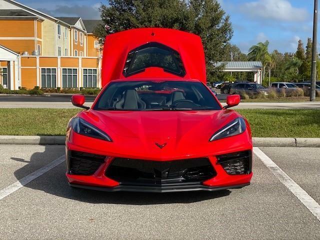 2020 Red Chevrolet Corvette  1LT | C7 Corvette Photo 6