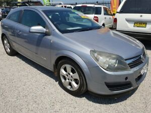 2005 HOLDEN ASTRA CDX COUPE,  AUTO, LEATHER, REGO, JUST SERVICED, REDUCED!!! North St Marys Penrith Area Preview