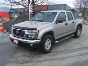 2005 GMC Canyon CREW CAB / 4X4 OFF ROAD