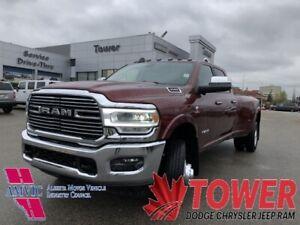2019 Ram 3500 Laramie - 19,950lb TOWING CAPACITY