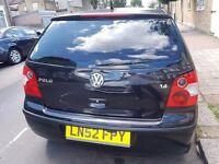 Volkswagen Polo 1.4 Black