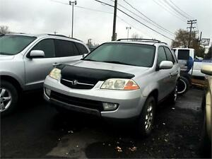 2001 Acura MDX AWD **7 PASSAGERS**