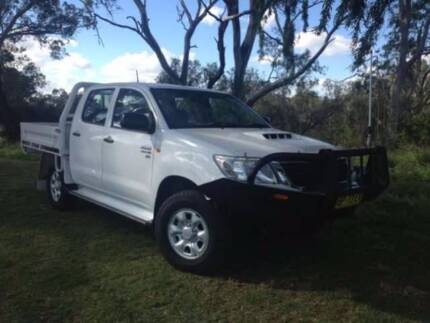 2010 Toyota Hilux Ute Ladysmith Wagga Wagga City Preview