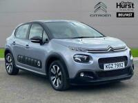 2018 Citroen C3 1.2 Puretech Feel 5Dr Hatchback Petrol Manual
