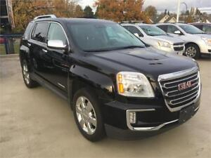 2016 GMC TERRAIN SLT black V6 leather AWD 19.000 km