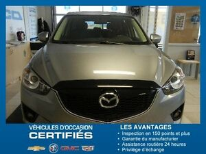 2014 MAZDA CX-5 AWD GS GS TOIT OUVRANT BLUETHOOTH, SKYACTIV Saguenay Saguenay-Lac-Saint-Jean image 4