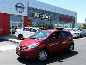 2014 Nissan Versa SV WITH BLUETOOTH