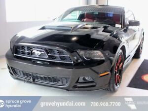2013 Ford Mustang PREMIUM, LEATHER, AUTO, HEATEED SEATS