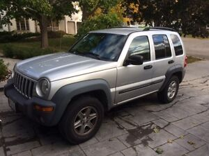 2003 Jeep Liberty Sport Other