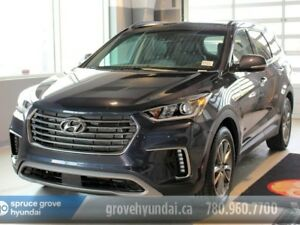 2019 Hyundai Santa Fe XL 3.3L LUXURY 6PASS AWD-Leather-Pano Sunr