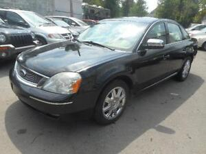 2007 Ford Five Hundred Limitée ( 4x4 - CUIR - TOIT - MAGS )