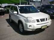 2009 Nissan X-Trail T31 TL (4x4) White 6 Speed Manual Wagon Heatherbrae Port Stephens Area Preview