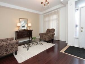 3+1 Bdrm Executive Freehold Twnhse In The Heart Of Etobicoke