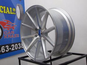 20 Inch Vossen Replica Staggered Wheels905 463 2038 CarKraze