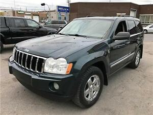 2005 GRAND CHEROKEE LIMITED 5.7 HEMI GAR 2 AN FINANCEMENT MAISON