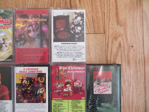 VARIOUS CHRISTMAS CASSETTES Kitchener / Waterloo Kitchener Area image 3