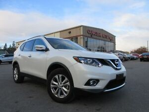 2016 Nissan Rogue SV AWD, HTD. SEATS, BT, ALLOYS, 18K!