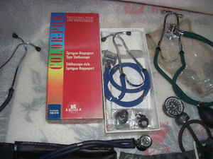 Nursing and Medical instruments.