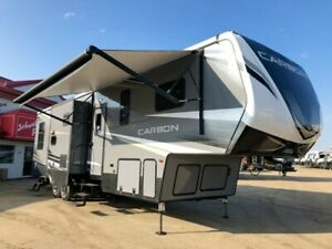 Blow Out!! Only 2 Left!! 2019 Keystone RV Carbon 347 Toy Hauler