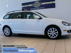 2013 Volkswagen Golf Wagon TDI | COMFORTLINE | HEATED SEATS | AC