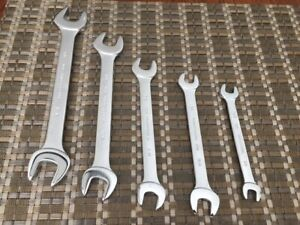 Proto Industrial Tools - Made In USA Open End Wrenches