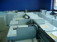 COIN OPERATED WASHERS,DRYERS