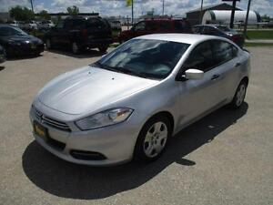 2013 DODGE DART SE ONLY 71KM, SAFETY AND WARRANTY, $6,450