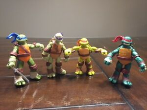 Figurines Ninja Turtles/Tortues Ninja