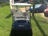 2012 club car golf cart ball washer windshield and canopy