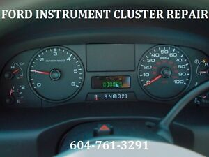 Ford Instrument Cluster Repair