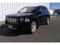 2007 Jeep Compass Sport ltd edition 4x4, a/c, cruise, very nice!