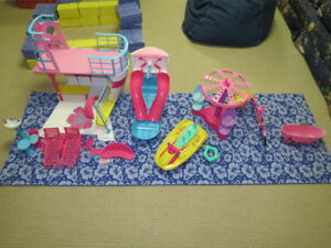 Barbie Cruise ship LOT
