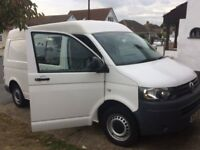 VW TRANSPORTER HIGHTOP 140 BHP WITH 5 SEATS