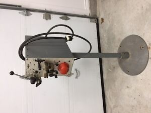 Butt welder for band saw blades