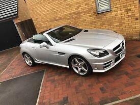 Mercedes Benz 3.5 SLK 350 AMG Sport Convertible **MINT, PRICED LOW**