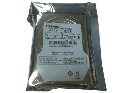 "Toshiba MK3276GSX 320GB SATA 2.5"" Internal Hard Drive for La"
