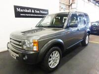 2007 57 LAND ROVER DISCOVERY 3 2.7 3 TDV6 SE 5D 188 BHP DIESEL