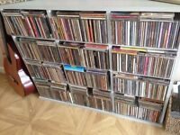 CD's, Vinyl - mostly soul, r'n'b, sixties and a little pop