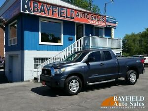 2007 Toyota Tundra SR5 Double Cab TRD Off Road 4x4 **Only 132k**