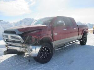 2010 Dodge Ram 3500 Laramie **BRANDED SALVAGE**