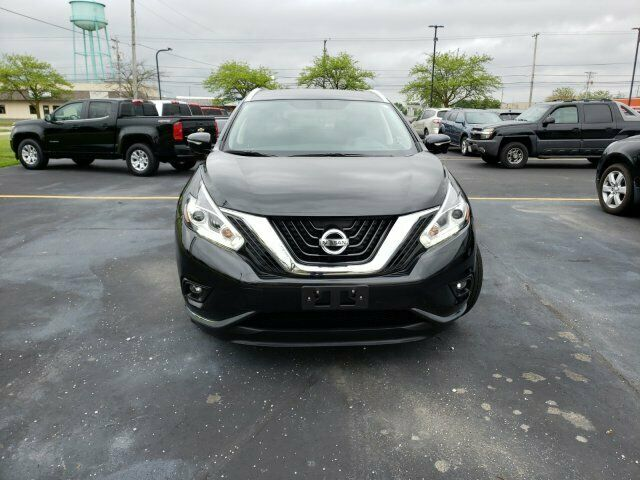 Image 9 Voiture Asiatique d'occasion Nissan Murano 2015