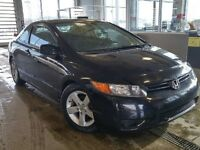 2007 Honda Civic EX 2dr Coupe