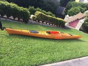 Great value Scorpio 505 sea kayak in excellent condition Merewether Newcastle Area Preview